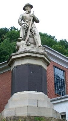 Meigs County Civil War Memorial image. Click for full size.