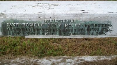 Memorial Bench image. Click for full size.