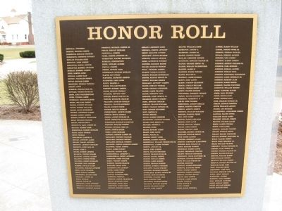 North Haven Korean War Monument image. Click for full size.