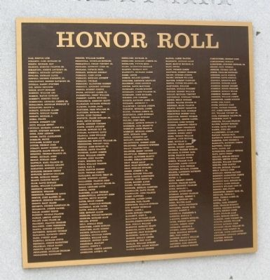 North Haven Vietnam War Monument image. Click for full size.