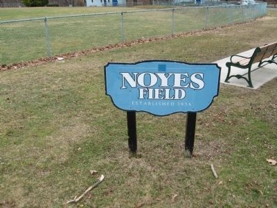 Noyes Field image. Click for full size.