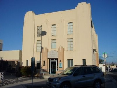 Masonic Temple – Lodge #17 image. Click for full size.