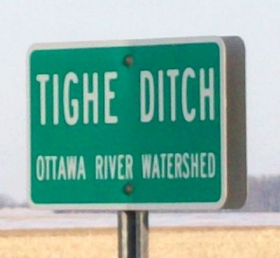 Tighe Ditch Marker image. Click for full size.