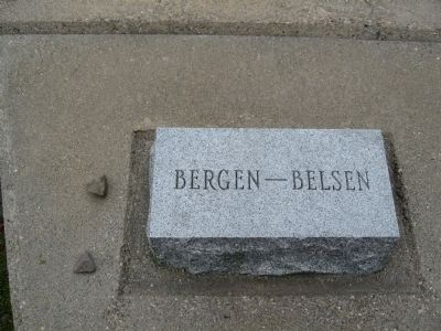 Bergen – Belsen image. Click for full size.