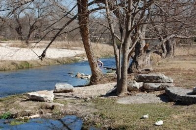 Salado Creek image. Click for full size.