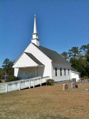 Wassamassaw Baptist Church image. Click for full size.