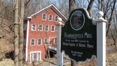 Randallville Mill image. Click for full size.