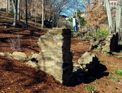 Old Mill Ruins image. Click for full size.