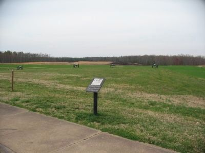 Malvern Hill Marker image. Click for full size.