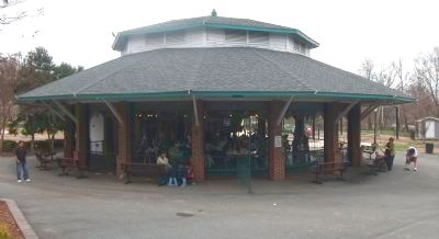 Dentzel Carousel Exterior View image. Click for full size.