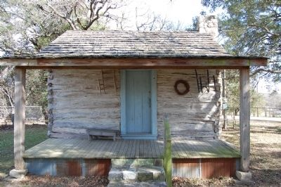 M. H. Denman Cabin image. Click for full size.