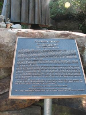 Sacred Tears Marker 2 image. Click for full size.
