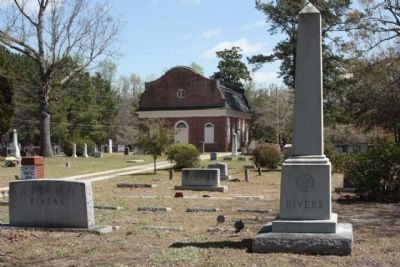 St. Stephen's Episcopal Church Cemetery Photo, Click for full size