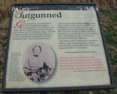 Outgunned Marker Photo, Click for full size