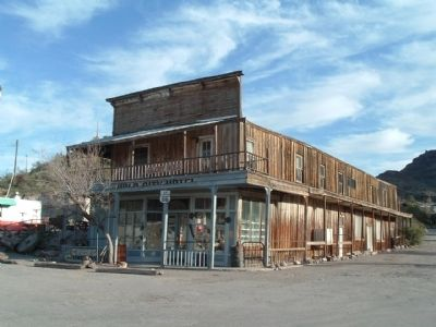 Oatman Drug and Health Club image. Click for full size.