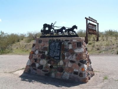 Wickenburg Massacre Marker Photo, Click for full size