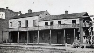 McCormack House Hotel - 1833 - 1875 Photo, Click for full size