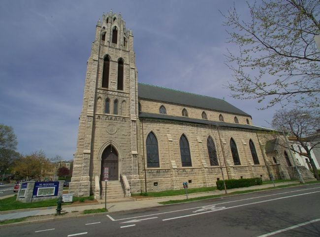 Saint Augustine Catholic Church image. Click for full size.
