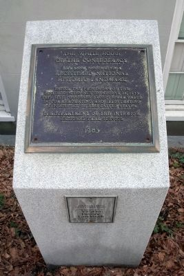 Historic Landmark Plaques image. Click for full size.