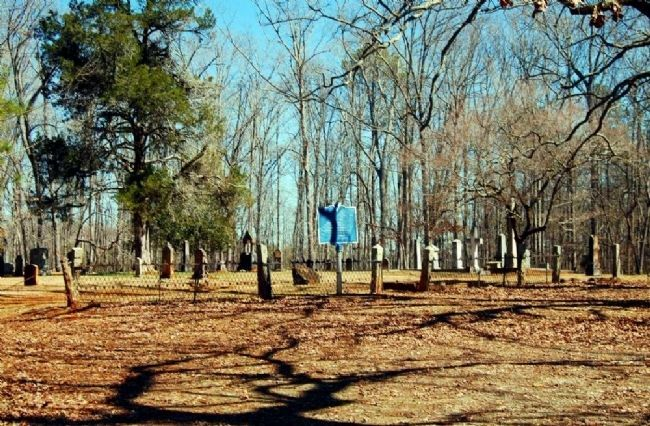 Tabernacle Cemetery image. Click for full size.