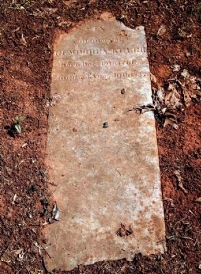 Humphrey Klugh (1766-1837)<br>Tombstone image. Click for full size.