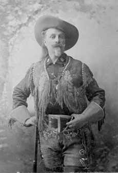 Buffalo Bill Photo, Click for full size