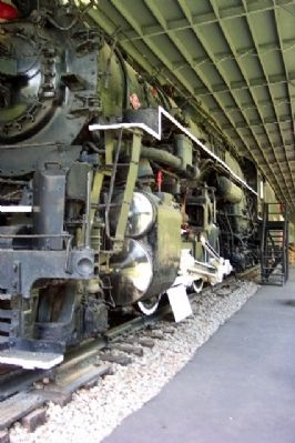 NKP Berkshire Locomotive No. 779 image. Click for full size.