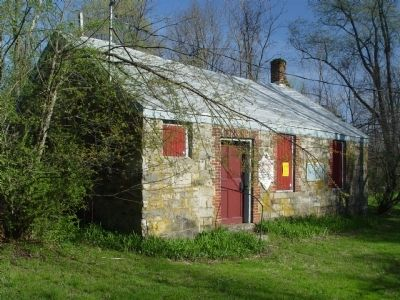 Old Stone Schoolhouse image. Click for full size.