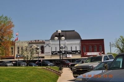 Pulaski Courthouse Square Historic District/Stores image. Click for full size.