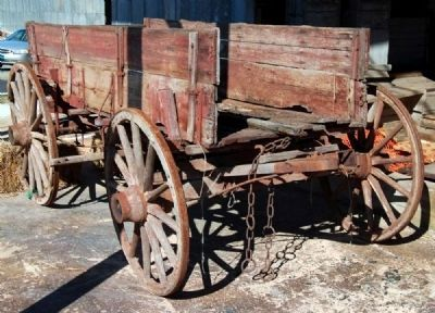 Antique Wagon image. Click for full size.
