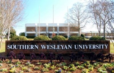 Southern Wesleyan University<br>907 Wesleyan Drive image. Click for full size.