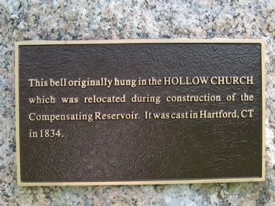 Hollow Church Bell image. Click for full size.
