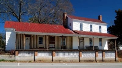 Col. Bernard Bee House (c. 1833) Photo, Click for full size