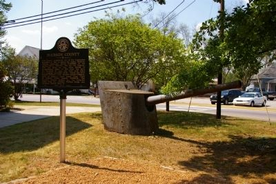 Madison County Marker Photo, Click for full size