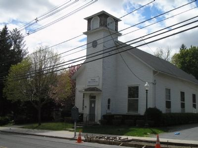Pascack Historical Society Museum and Meeting Room image. Click for full size.
