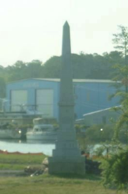 Battle of Great Bridge Patriot's Monument Photo, Click for full size