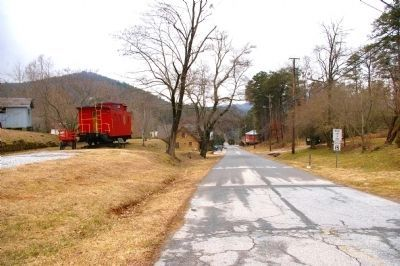 Tallulah Falls Railway Caboose Photo, Click for full size