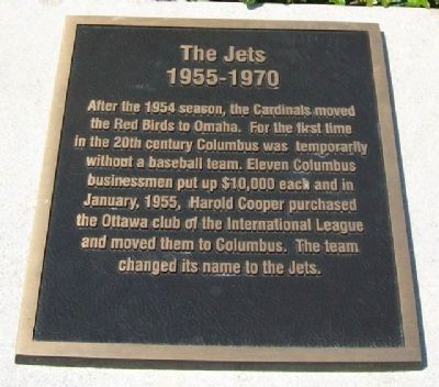 The Jets Marker image. Click for full size.