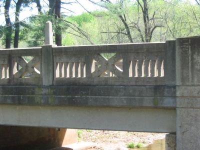Detail of Bridge Railing image. Click for full size.
