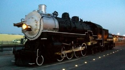 Steam Locomotive No. 794 image. Click for full size.