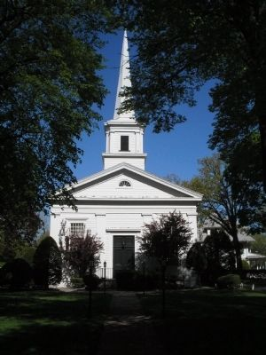 Flatlands Dutch Reformed Church Photo, Click for full size