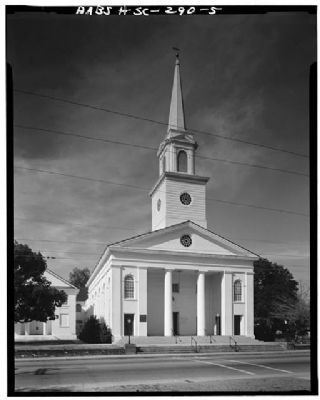 The Baptist Church of Beaufort image. Click for full size.