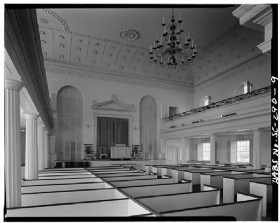 The Baptist Church of Beaufort Nave image. Click for full size.