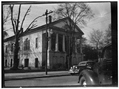 Williamsburg County Courthouse image. Click for full size.