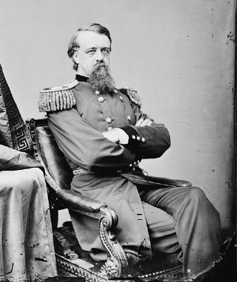 Gen. Alfred Howe Terry Photo, Click for full size