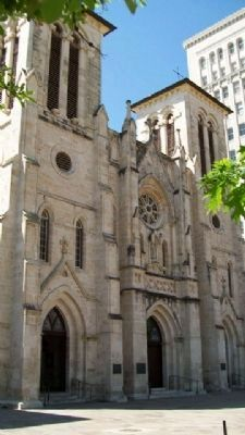 San Fernando Cathedral image. Click for full size.