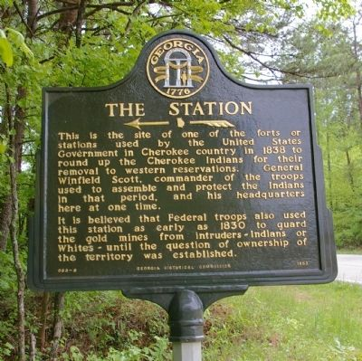 The Station Marker image. Click for full size.