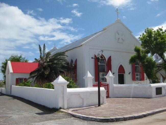 St. Mary's Anglican Pro-Cathedral Church image. Click for full size.