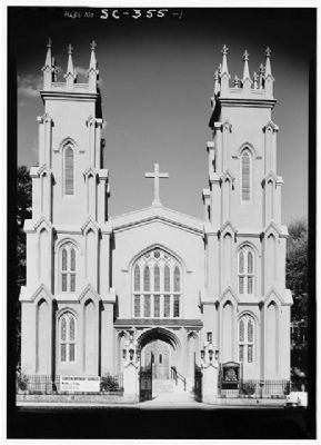 Trinity Episcopal Church, West Front image. Click for full size.