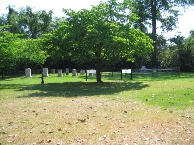 Caswell Cemetery image. Click for full size.